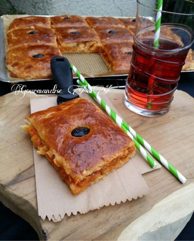 Coca Algérienne au Poulet