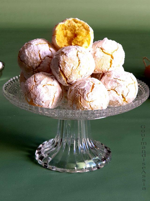 Amaretti au Citron