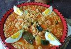 Aich Berkoukes, Mhamssa Plat Algérien