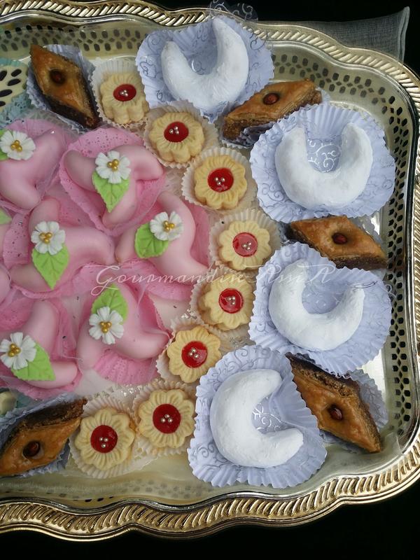 Baklawa ou Baklava Traditionnelle Algérienne