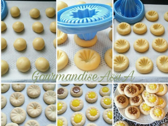 Biscuits à la Fécule