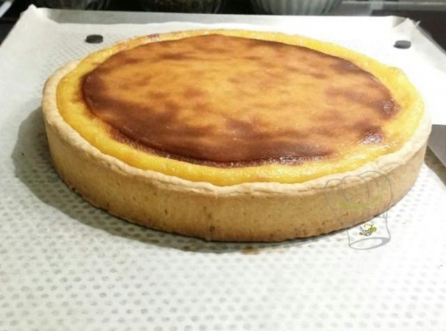 Véritable Flan Pâtissier (CAP Pâtisserie)