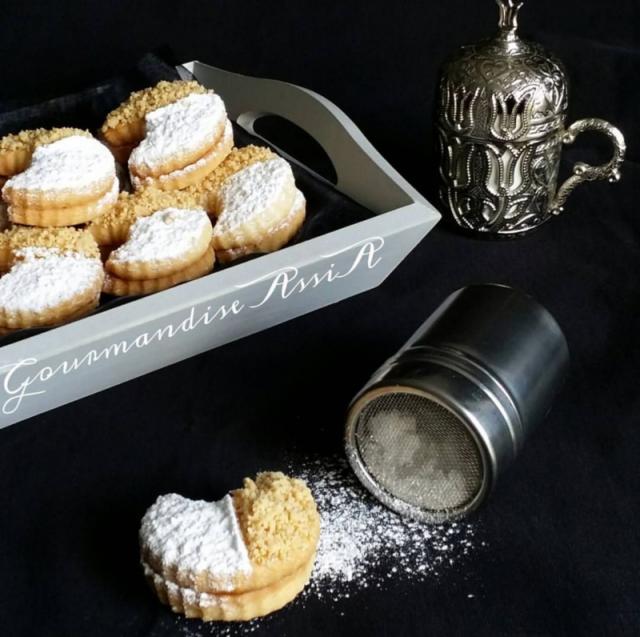 Biscuits Fondants Croquants à la Fécule