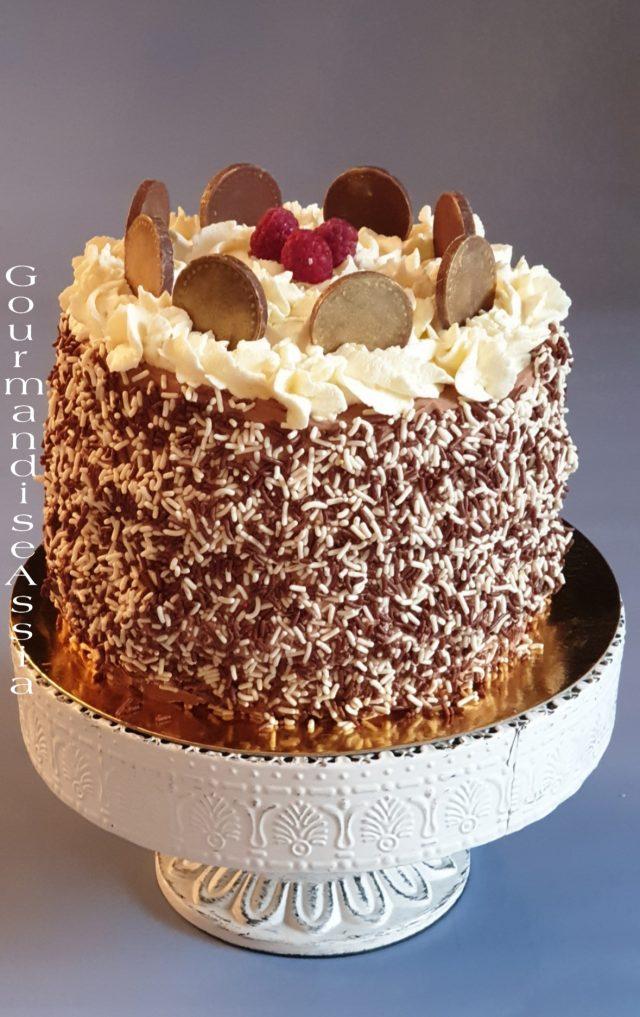 Gateau D Anniversaire Molly Cake Chocolat Et Framboise Gourmandise Assia