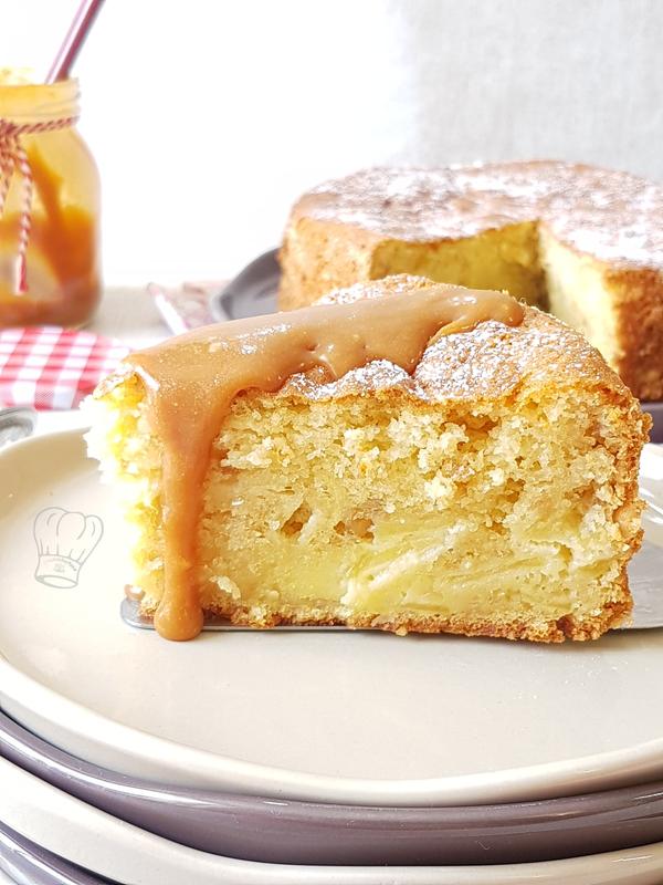 Gâteaux Extrêmement Moelleux aux Pommes et Cacahuètes