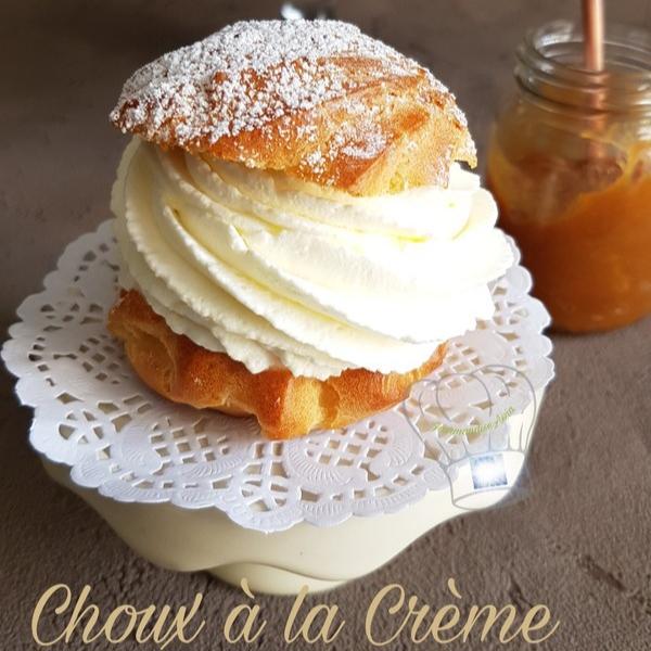 Choux A La Creme Gourmandise Assia