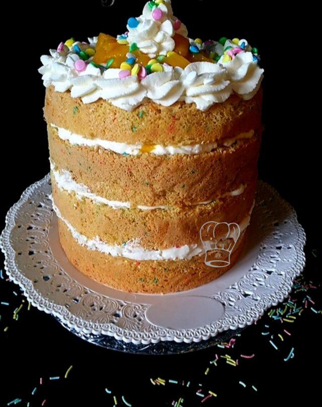 Recette - Mon Naked Cake - Chère Gemme,