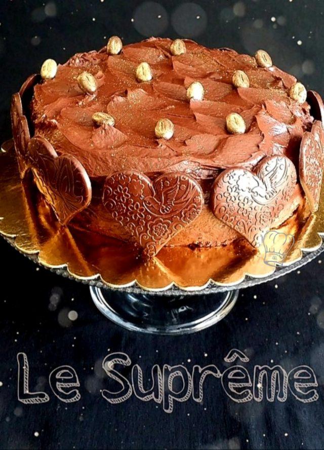 Suprême au Chocolat
