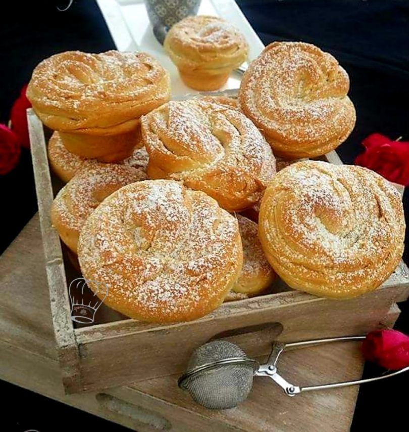 Cruffins ou Crushing Croissant Muffin