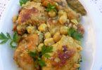 Yahni ou Tajine de Beignets de Poulet