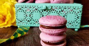 Macaron Chocolat Cassis et Conseils pour les réussir