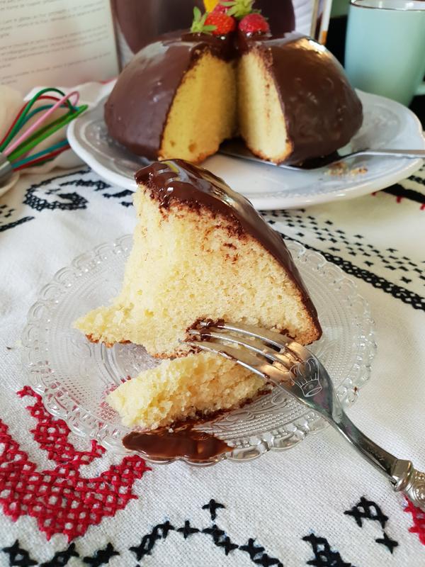Parrozzo Gâteau Italien aux Amandes