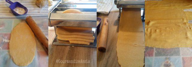 Tagliatelles en Sauce 100% Maison