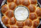 Nid d'Abeille au Camembert