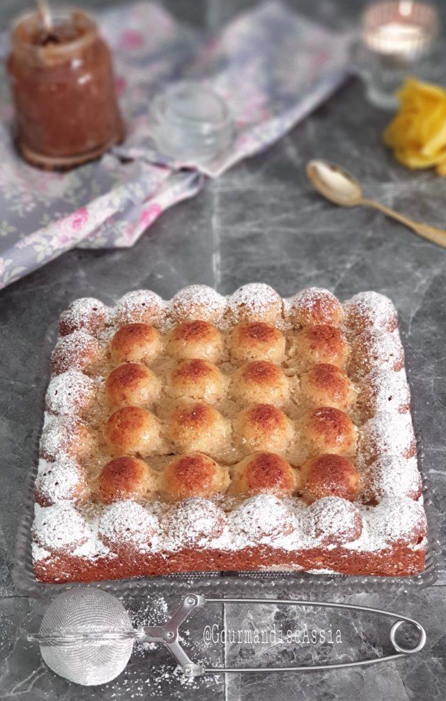 Quatre-Quarts à la Crème de Marron
