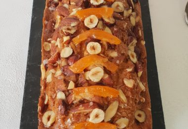 Cake Professionnel à l'Orange
