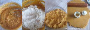 Sablés à la Confiture de Courge Chocolat et Citron