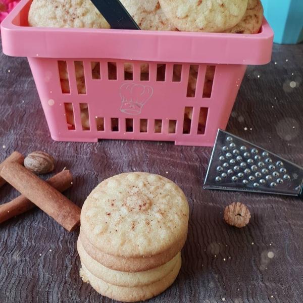 Snickersdoodles à la Cannelle