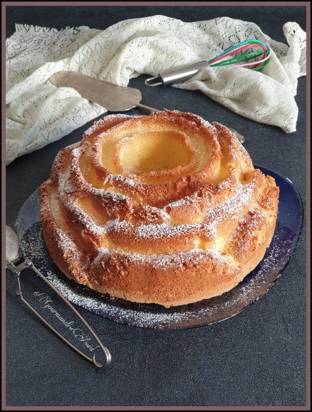 Gâteau de Savoie d'Alain Ducasse