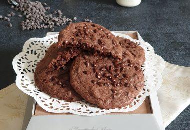 Cookies Intensément Chocolat