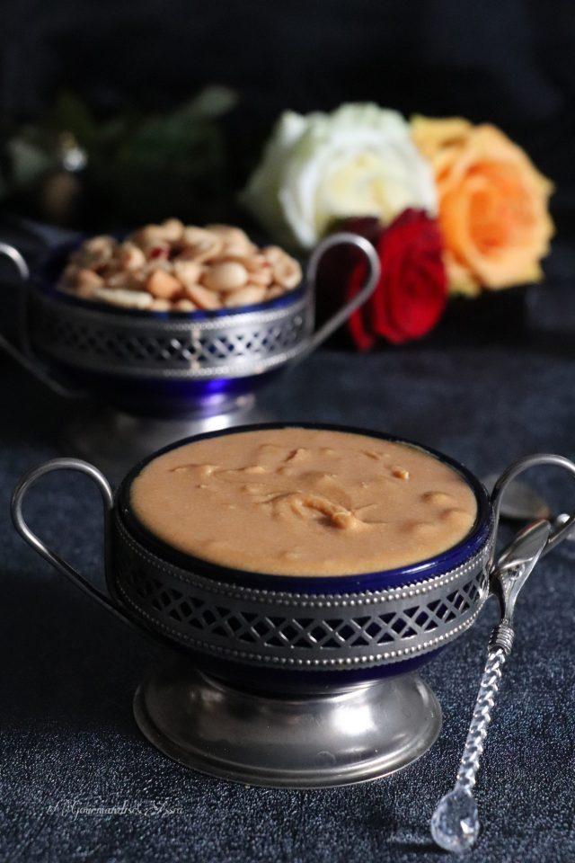 Praliné aux Cacahuètes au Thermomix