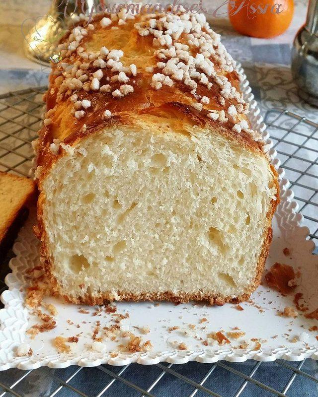 Brioche au Fromage Fondu sans Beurre