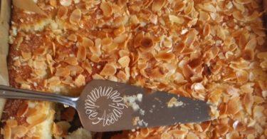 Namoura Gâteau Libanais à la Noix de Coco