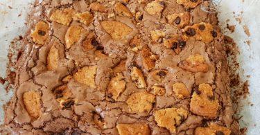 Brownie aux Cookies