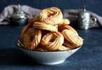 Halwat El- Lambout ou Biscuits Algériens