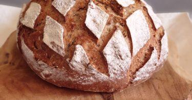 Pain de Campagne خبز الريف بالشعير