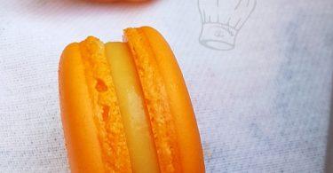 Macaron Abricot