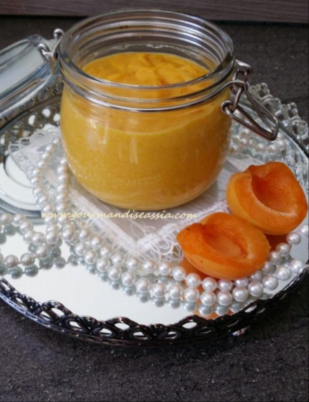 Curd Abricot