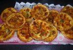 Tartelettes aux Légumes et Thon