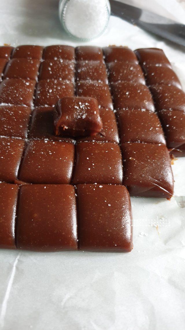 Caramels Mous au Chocolat de Pierre Hermé