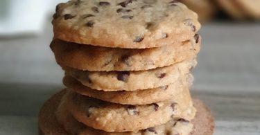 Cookies au Muscovado et à la Compote