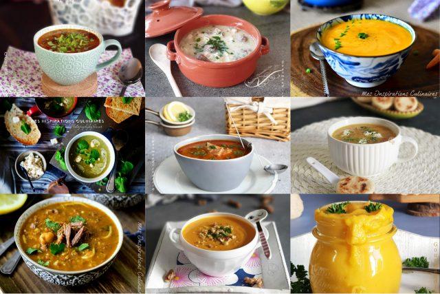 Recettes Ramadan 2020 de l'Entrée au Dessert