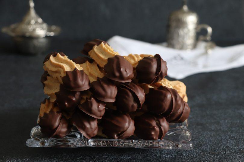 Halwat El Lambout au Chocolat