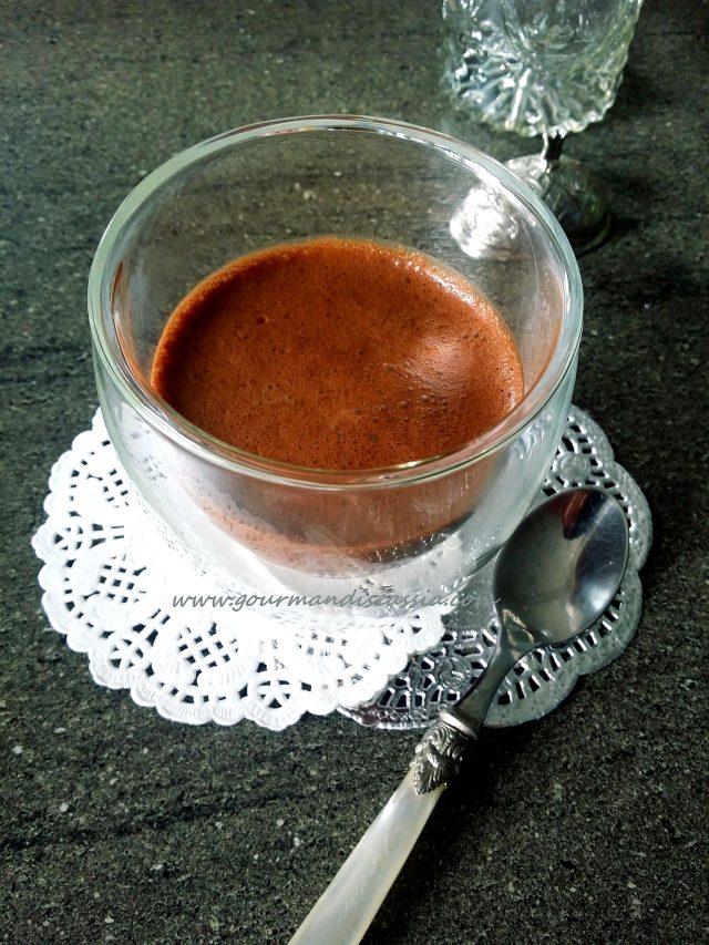 Mousse Chocolat aux Pois Chiche {Seulement 2 Ingrédients