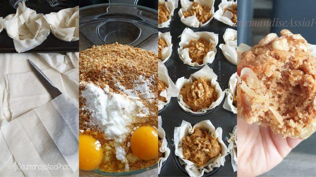 Baklawa Baklava Muffin
