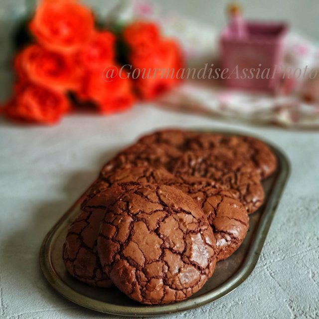 Cookies Brownie de Farah