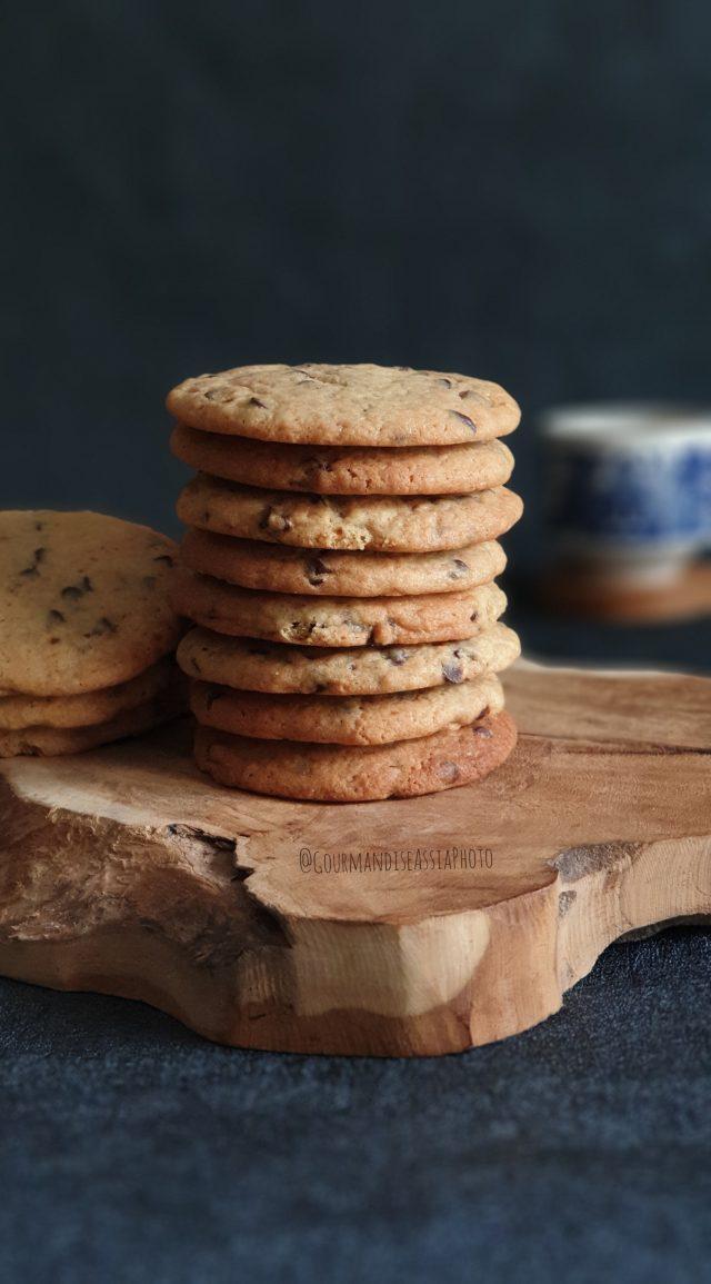 Cookies Moelleux aux Pépites de Chocolat