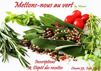 Tbikha aux Fèves Vertes et Menthe