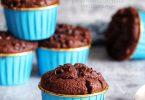 Muffins Moelleux Fondants au Chocolat