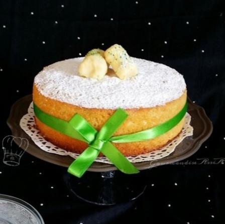 Cake au Fromage et Citron