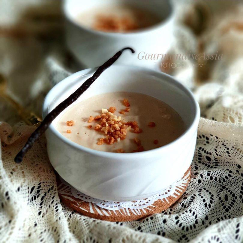 Crème Dessert Amande et Vanille