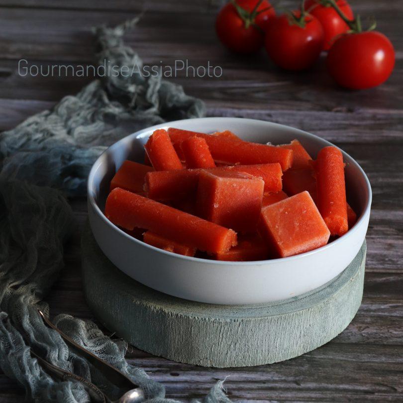 Concentré de Tomate au Thermomix