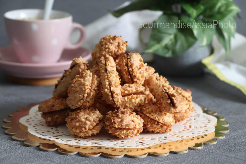 Biscuits Éponges et les Bâtons Maréchaux