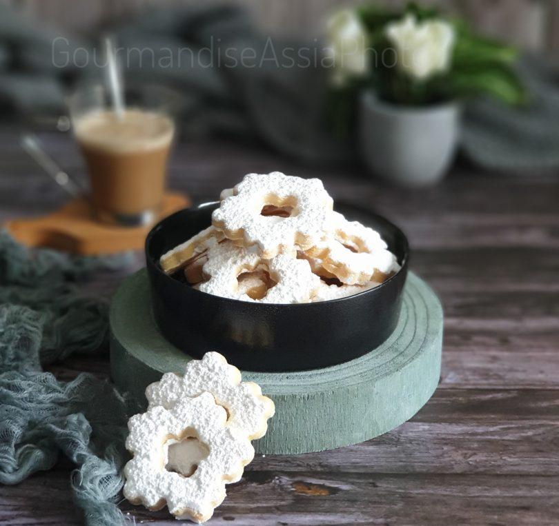 Canestrelli Biscuits Sablés Italiens au Citron