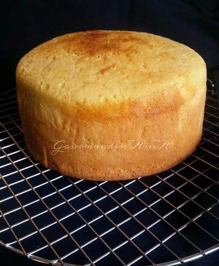 Cake Citron Mascarpone
