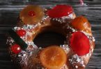 Couronne à l'Orange et Fruits Confits